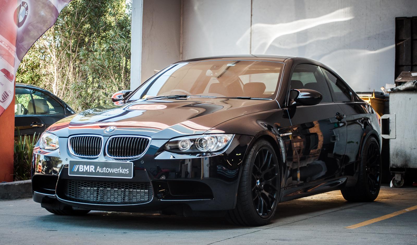 E92 M3 Supercharged - BMR Autowerkes - Cars Enhancements